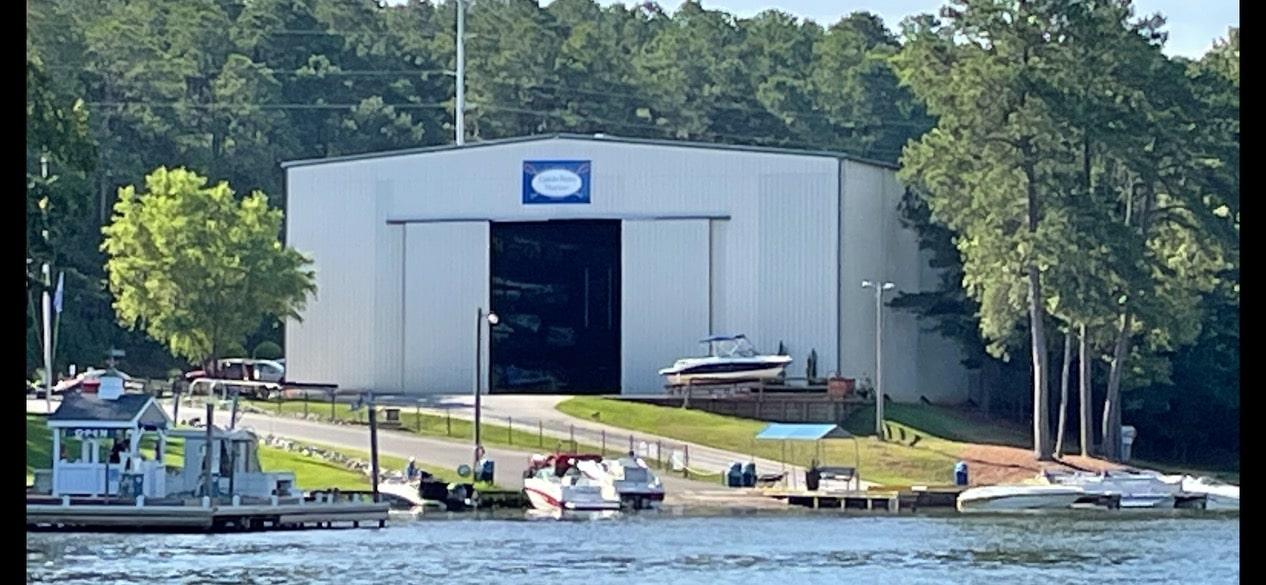 eaton ferry boat storage facility and docks